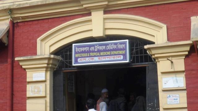 ময়মনসিংহে করোনার উপসর্গ নিয়ে স্কুলের প্রধান শিক্ষকের মৃত্যু